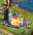 kopalnia żelaza empires and puzzles